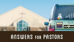 Answers for Pastors