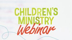 Children's Ministry Conference