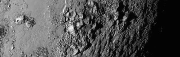 Pluto's Surface Is Young!