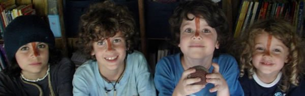 A young photograph of the Wild brothers