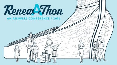Renew-a-Thon Event Artwork