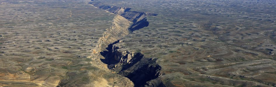Did Tectonic Activity Trigger the Ice Age?