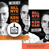 Bill Nye Debates Ken Ham Video Download + Discussion Guide