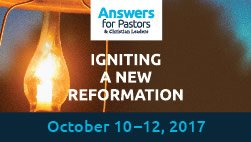 Answers for Pastors and Christian Leaders 2017