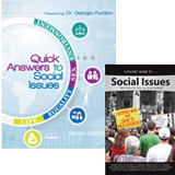 Quick Answers to Social Issues and eBook
