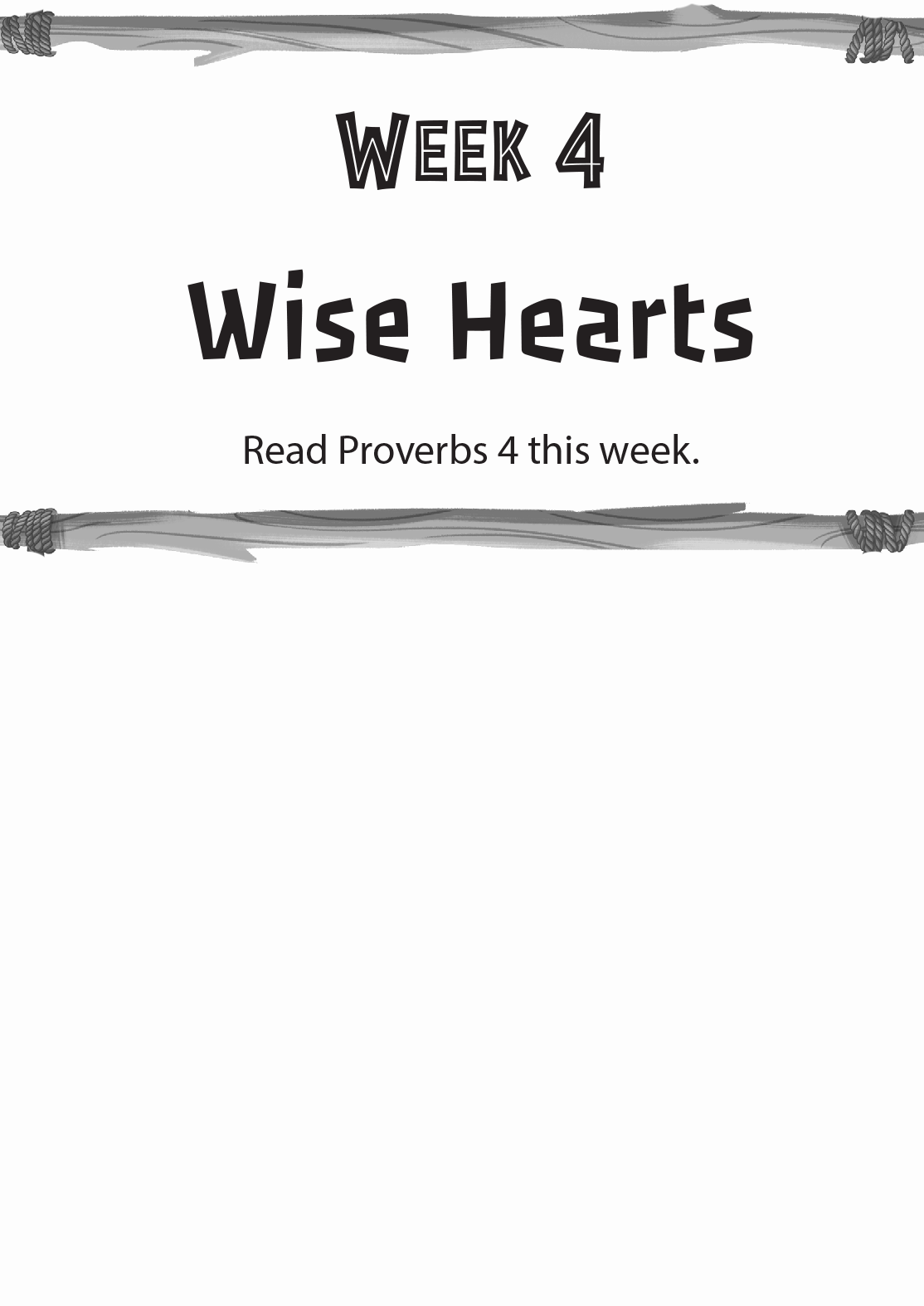 Wise Hearts