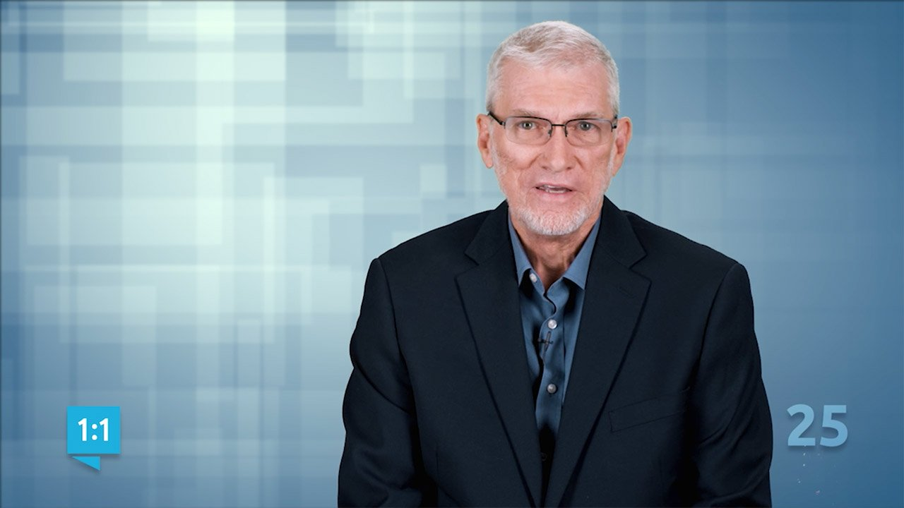 25 Anniversary Thank You from Ken Ham