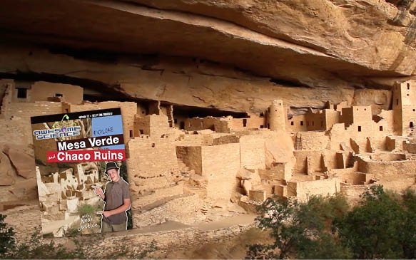 <i>Awesome Science: Explore Mesa Verde and Chaco Ruins</i> Excerpt