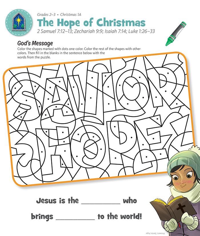 Hope of Christmas: God's Message