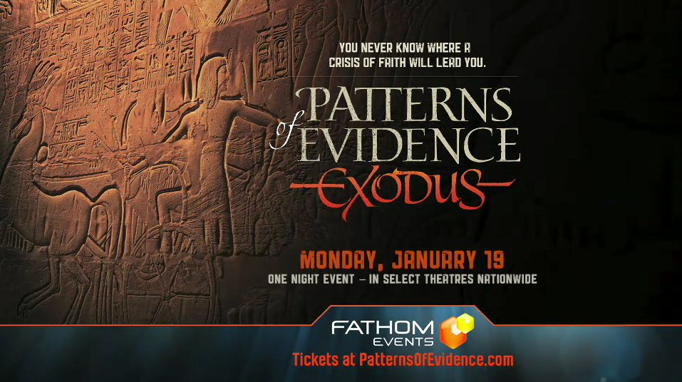 <i>Patterns of Evidence: Exodus</i> Preview