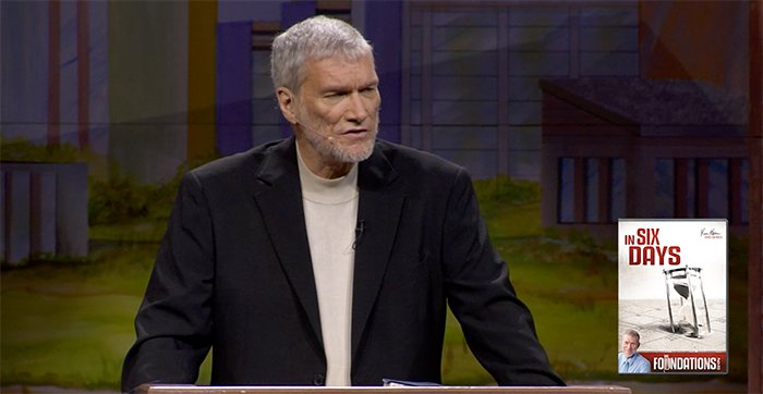 Ken Ham's <i>Foundations: In Six Days</i> Excerpt