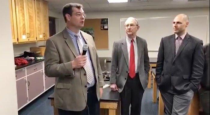 Ken Ham Interviews Bob Jones University Science Faculty