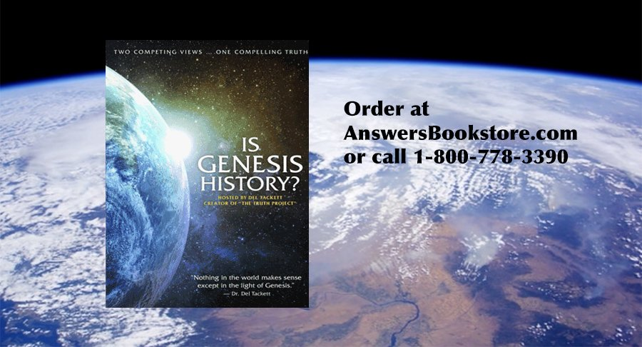 <i>Is Genesis History?</i> Excerpt with Dr. Steve Austin