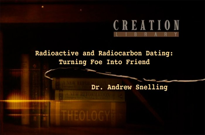 Radioactive and Radiocarbon Dating; Turning Foe into Friend
