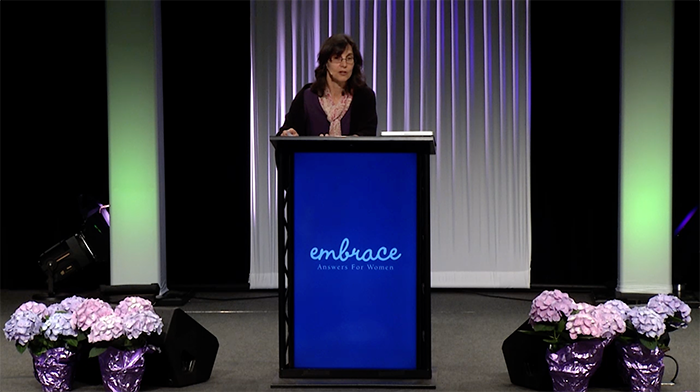 Rosaria Butterfield Shares Her Conversion Testimony