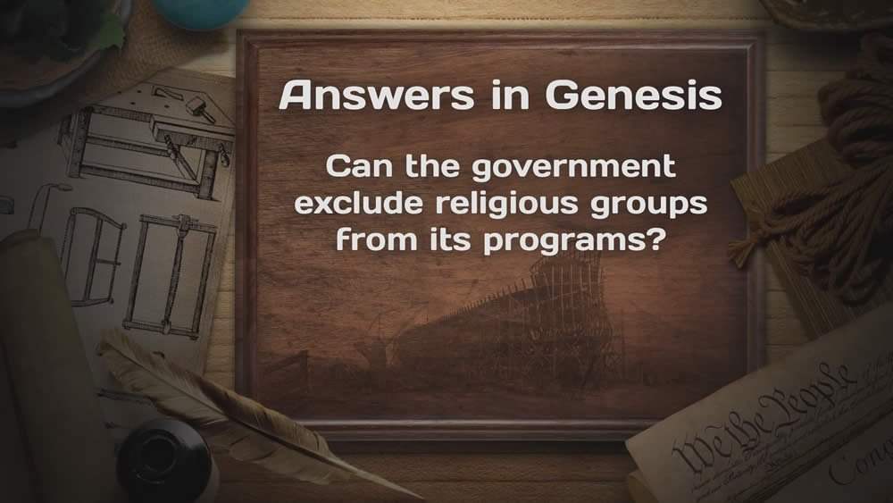 Religious Freedom Answers In Genesis