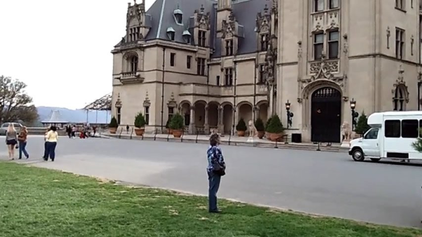 Visiting the Biltmore House