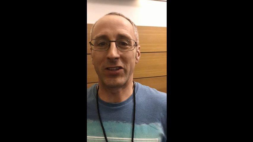 Ken Ham Blog: UK Mega Conference Testimony 1