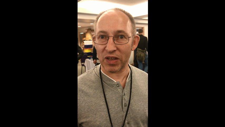 Ken Ham Blog: UK Mega Conference Testimony 2