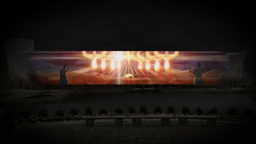 Ark Encounter Animated Program 2017: 30-Second Clip