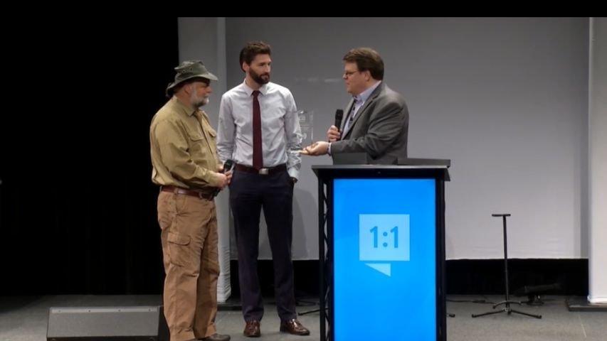 Buddy Davis Alaska Award