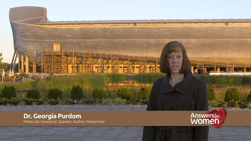 Dr. Georgia Purdom Presents Answers for Women