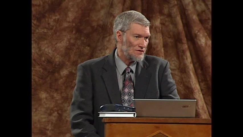 Aprendiendo a Pensar Bíblicamente, Parte 2-1