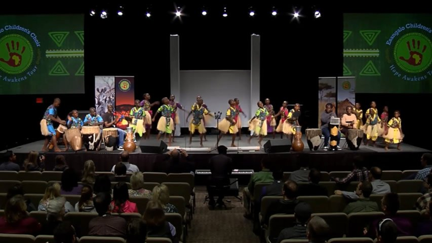 Esangalo Children's Choir at Creation Museum