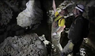 Extreme Caving