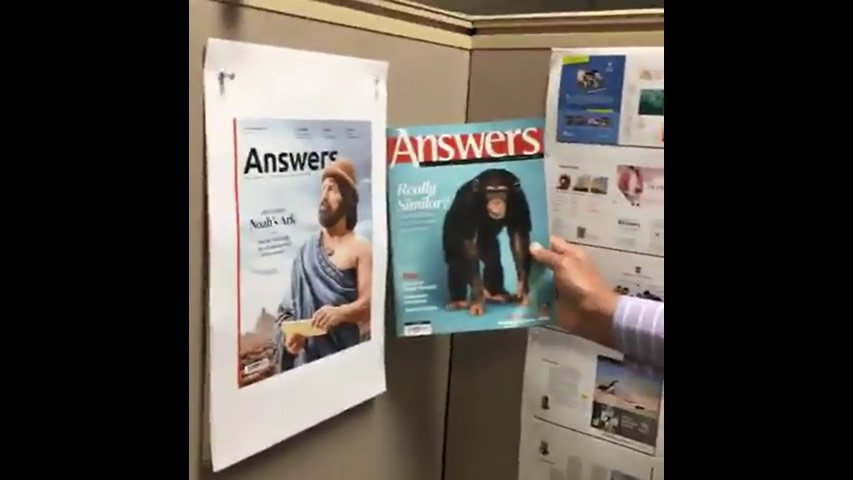 Facebook Live: Ken Ham and Dan Stelzer Discuss the New Answers Magazine Layout