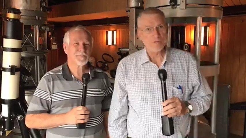 Facebook Live: Ken Ham and Danny Faulkner Discuss the Solar Eclipse