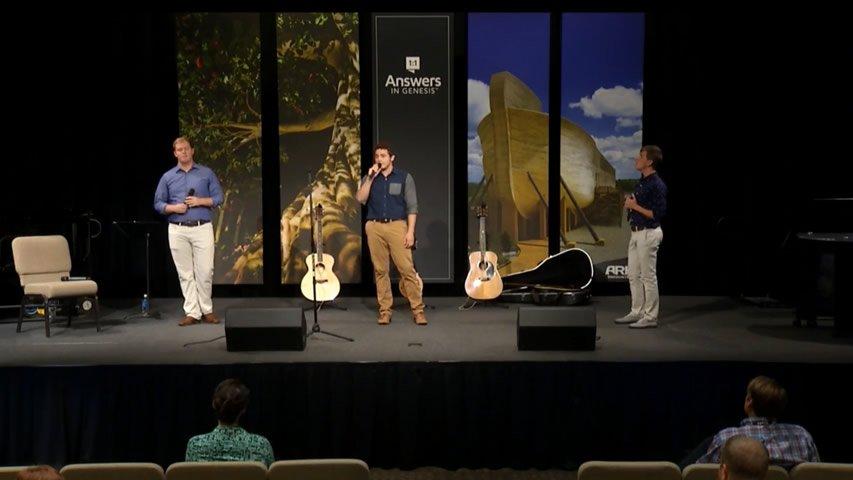 Hobe Sound Bible College Quartet: In the Garden