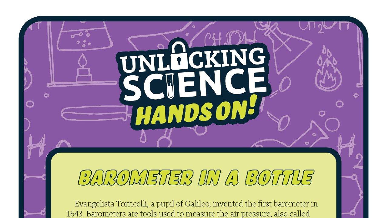 Hands On - Barometers