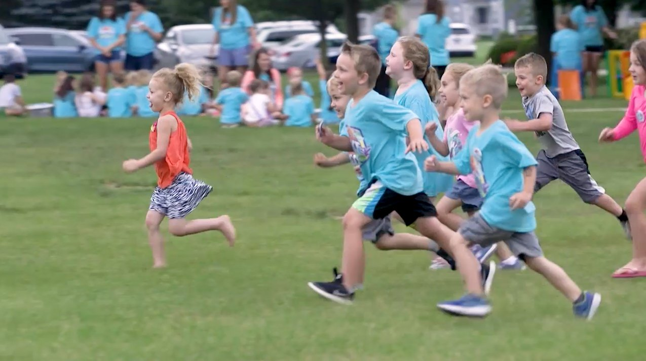 VBS Incredible Race Promotional Video