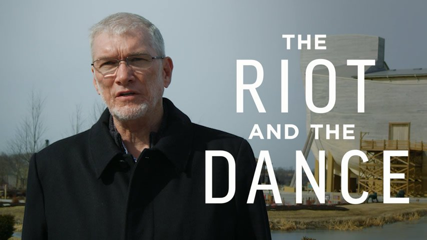 Ken Ham Endorsing <i>The Riot and the Dance</i>