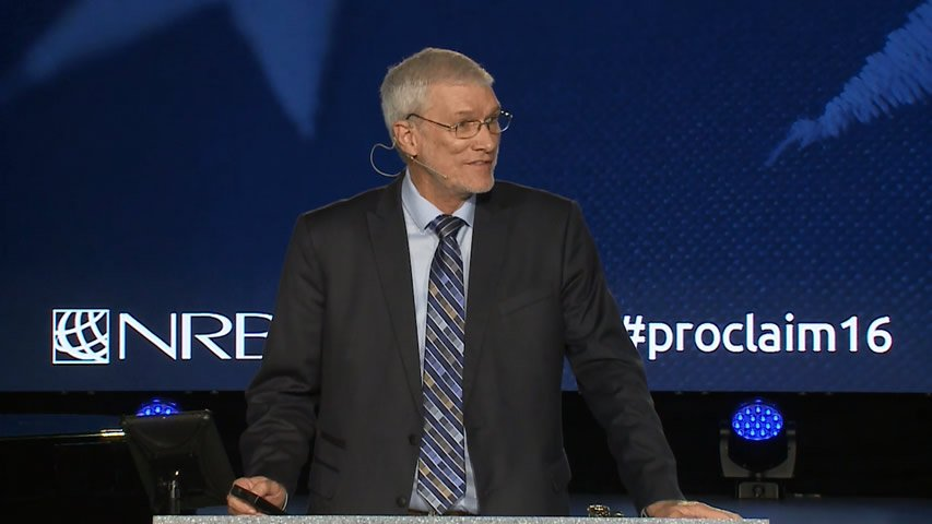 "Ken Ham Gala Talk at NRB Convention 2016: ""This Nation Needs Reminders"""