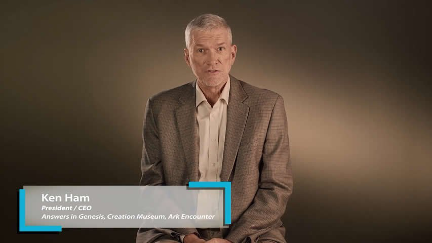 Ken Ham Outreach Introduction