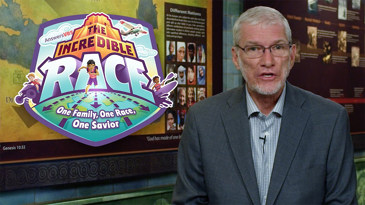 Answers VBS: The Incredible Race Preview