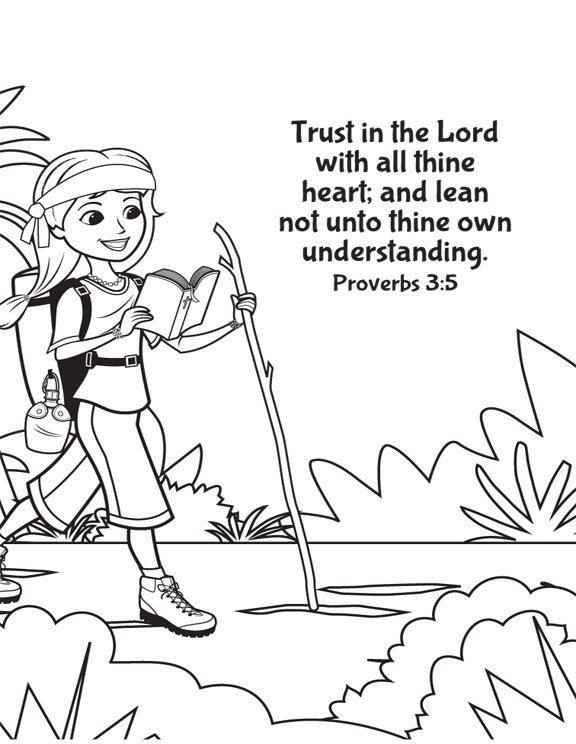 Trust in the Lord: Primary