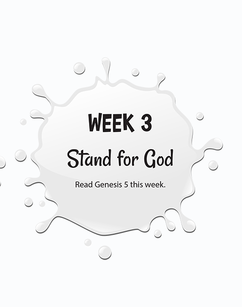 Stand for God