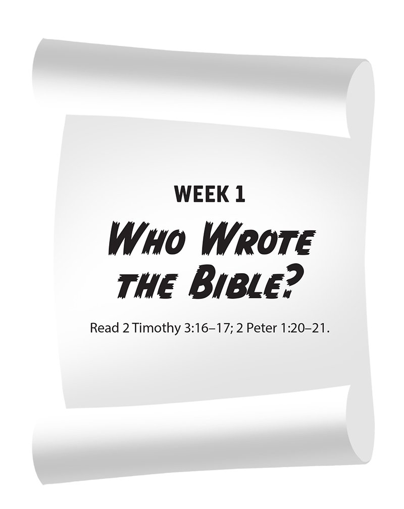 Operation Arctic: Exploring God's Word, Week One