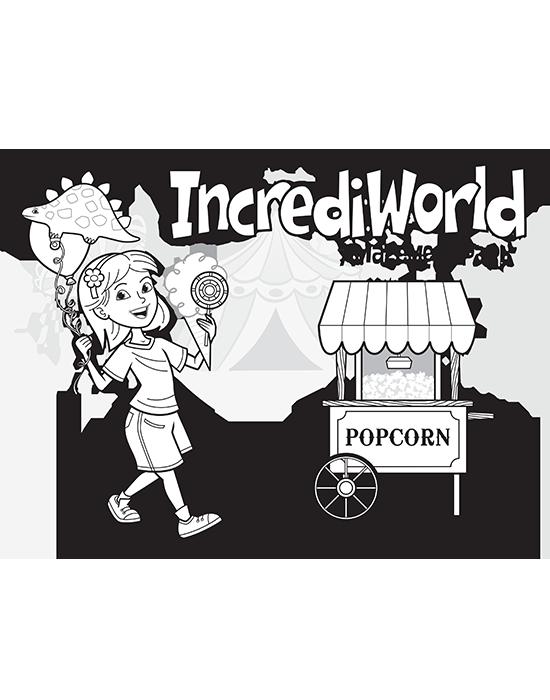 Welcome to IncrediWorld