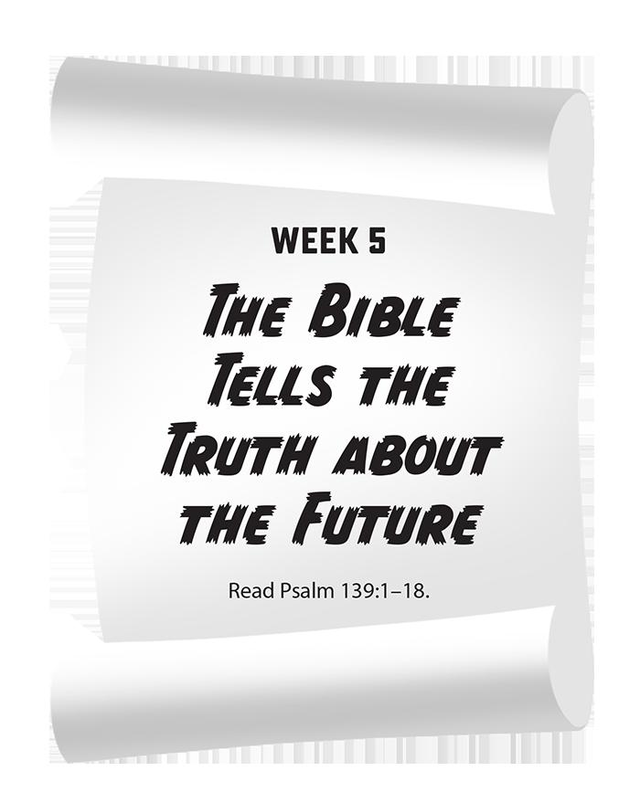 Operation Arctic: Exploring God's Word, Week Five