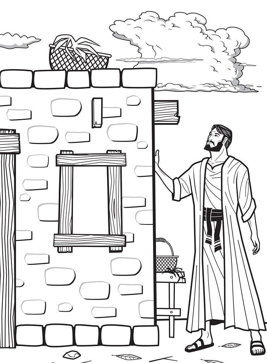 Memory Verse: Matthew 7:24