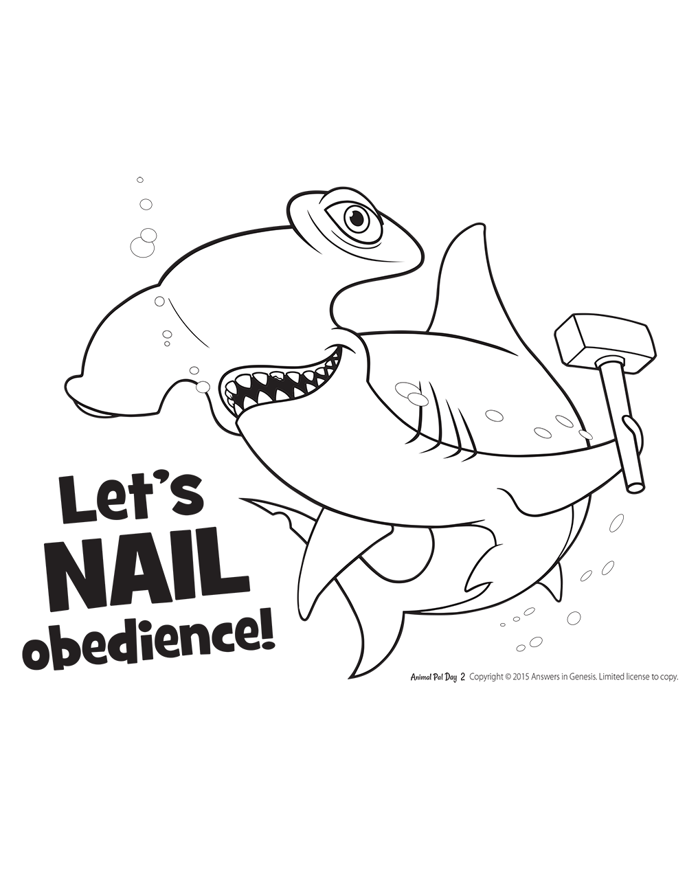 Nail Obedience