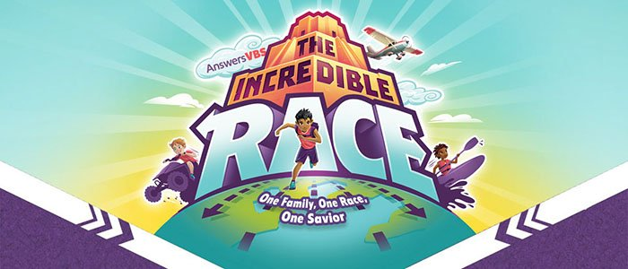 01 The Incredible Race