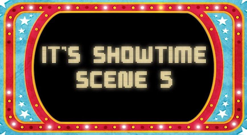 IncrediWorld: Daily Drama Scene Five
