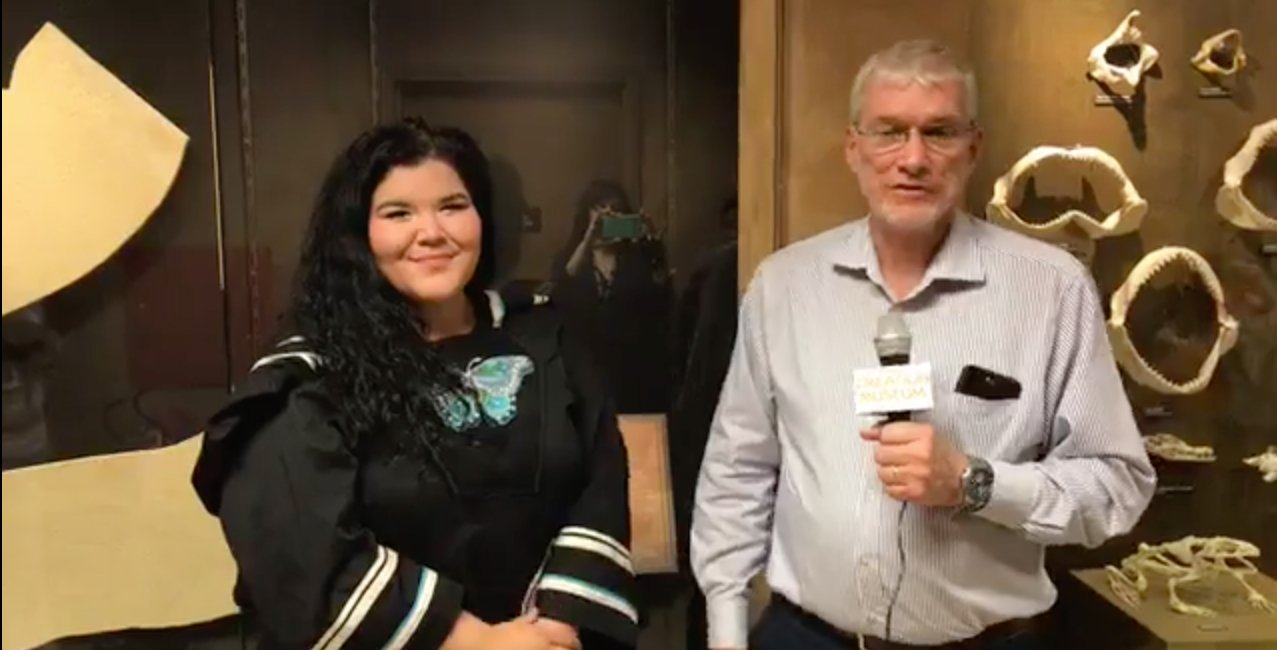 Heard of Nunavut Arctic Canada? Meet an Inuk Eskimo Woman (Inuit Group) Visiting the Creation Museum