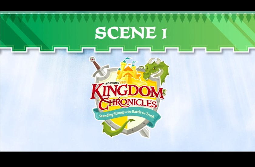 Kingdom Chronicles: Daily Drama Scene One
