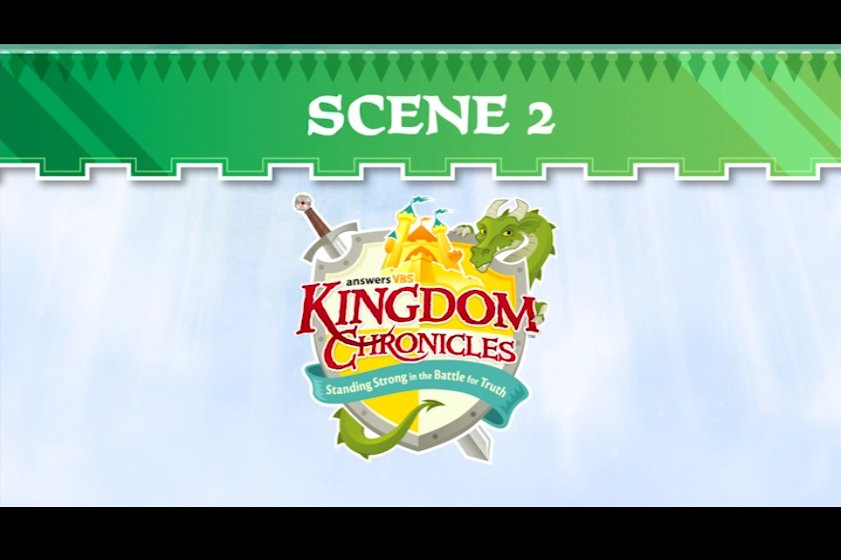 Kingdom Chronicles: Daily Drama Scene Two